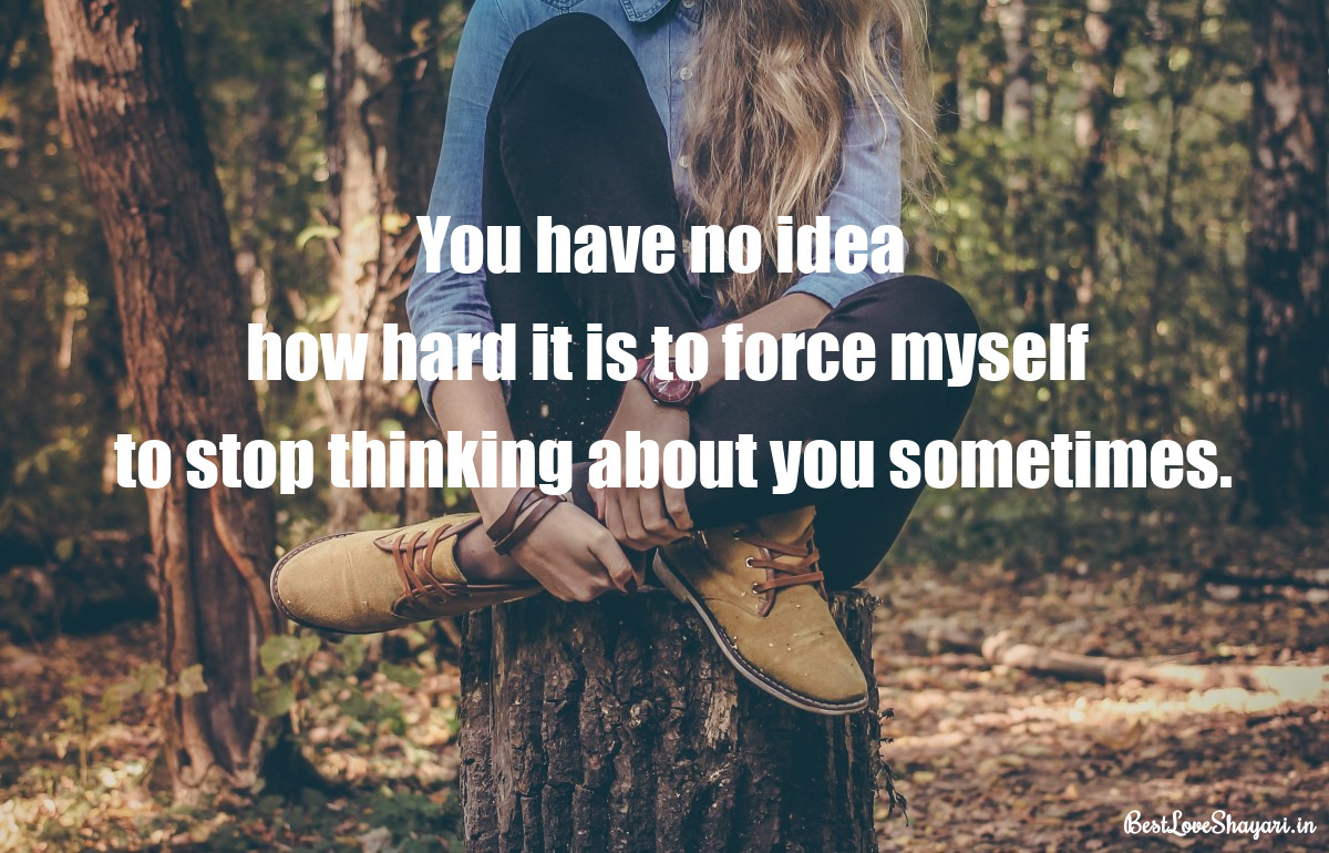 you have no idea...